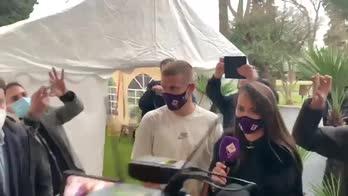 Fiorentina, Kokorin a Villa Stuart per le visite mediche