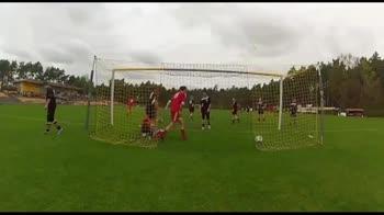McKennie, gol a 15 anni da calcio d'angolo (richiesta teams faina)