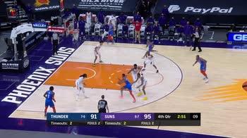 NBA Highlights; Phoenix-OKC 97-102