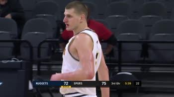 NBA Highlights: San Antonio-Denver 119-109