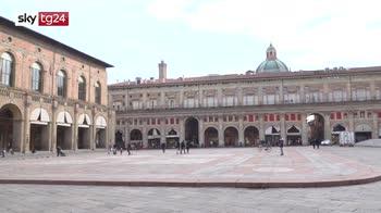 Covid Bologna, l'Emilia Romagna diventa zona gialla