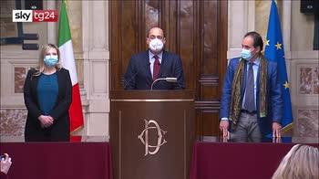 ERROR! Zingaretti: Pd per Conte con partiti della scorsa legislatura
