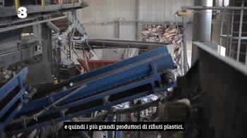 Piacere Maisano: sempre più sommersi dalla plastica