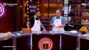 Una cucina per due con Cristiano e Marco