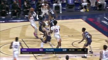 NBA, la prestazione di Nicolò Melli contro Phoenix
