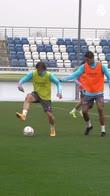 Real Madrid, che 'taconazo' di Modric in allenamento