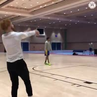 NBA: Nico Mannion si allena con i Santa Cruz Warriors