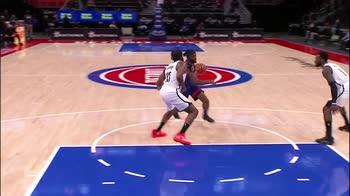 NBA, 32 punti per Jerami Grant contro Brooklyn