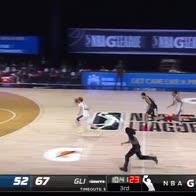 NBA: Nico Mannion e la schiacciata in G-League