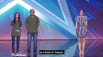 Italia's Got Talent: la grande paura di Mara