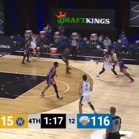 NBA: Nico Mannion e la tripla decisiva in G-League