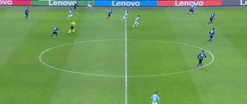 Top giocate, Luis Alberto congela Barella
