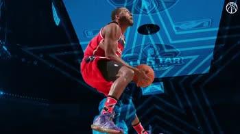 NBA, il video-tributo degli Wizards dedicato a John Wall
