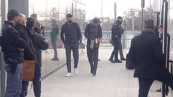 Porto-Juve, la partenza dei bianconeri