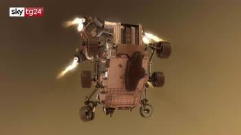 ERROR! Parmitano: Perseverance su Marte impresa storica