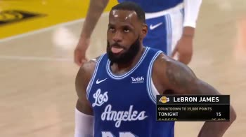 NBA, LeBron James raggiunge 35.000 punti in carriera