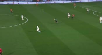 Benevento-Roma: il lancio di Viola