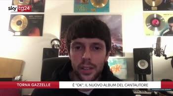 "Gazzelle racconta a Sky Tg24 l'album ""OK"""