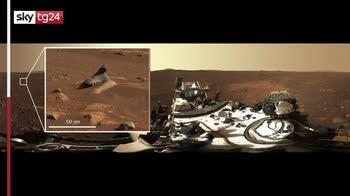 Nasa pubblica foto panoramiche di Marte