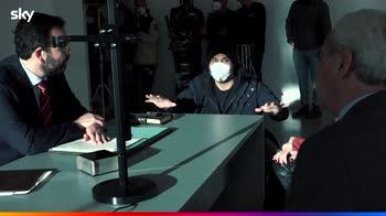 Le prime immagini dal set della stagione finale di Gomorra