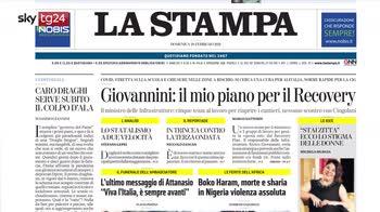 Rassegna stampa, i giornali del 28 febbraio