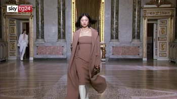 Fashion week, in passerella Scervino e BIagiotti