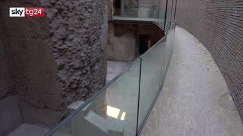 Roma, dopo 14 anni di lavori riapre il mausoleo di Augusto