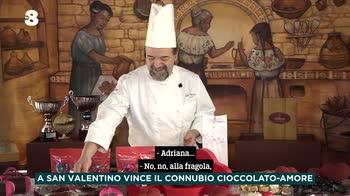 Ogni Mattina, il cioccolato è come l'amore
