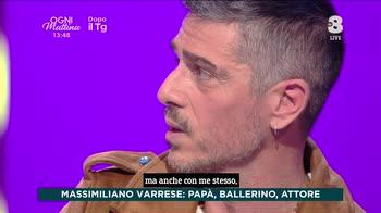 Ogni Mattina, Massimiliano Varrese parla di sé