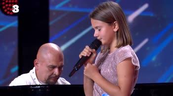 Italia's Got Talent: l'esibizione di Elisaveta e Sergej