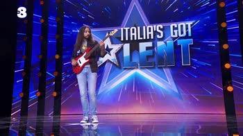 Italia's Got Talent: il basso di Alex Lo Foco