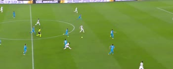 Top giocate, la grande uscita palla della Juventus