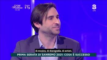Ogni Mattina, Achille Lauro a Sanremo