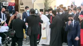 Il viaggio del Papa in Iraq: tacciano le armi
