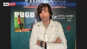 """Sanremo 2021, Bugo in gara con """"E invece si"""""""