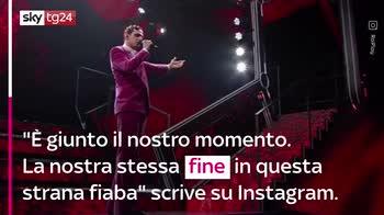 VIDEO Achille Lauro a Sanremo 2021: quadro quinta serata