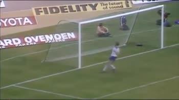 Maradona, a Wembley le prove del gol del secolo: la giocata