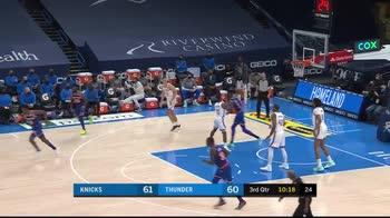 NBA, i 30 punti di Shai Gilgeous-Alexander contro Memphis