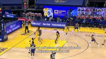NBA, le parole di Mannion dopo la gara vs. Lakers