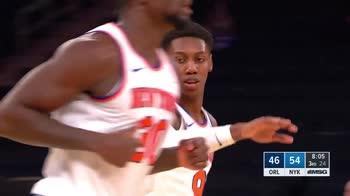 NBA, la tripla doppia di Julius Randle contro Orlando