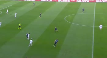 Juventus-Benevento, il tunnel di Hetemaj