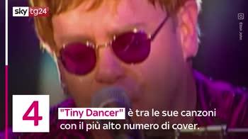VIDEO Elton John, le 6 canzoni più famose