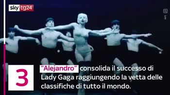 VIDEO Lady Gaga, le 5 canzoni più famose