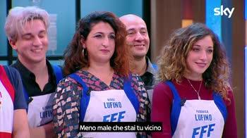 Family Food Fight. Sapori&Dissapori, puntata 3. Che volo!
