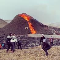 volley-islanda-eruzione-vulcano-video