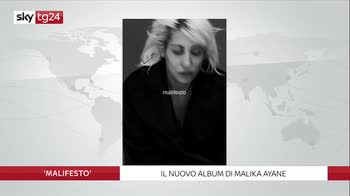 """Malifesto"", Malika Ayane presenta il suo nuovo album"