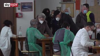 In Veneto vaccino Astrazeneca agli over 80 in buona salute