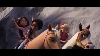 Spirit - il Ribelle, il trailer del film