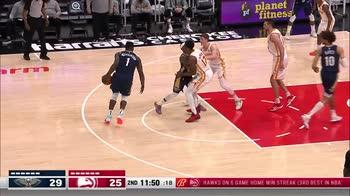 NBA, 34 punti di Zion Williamson contro Atlanta