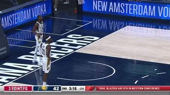 NBA, 32 punti di Nikola Vucevic contro Indiana